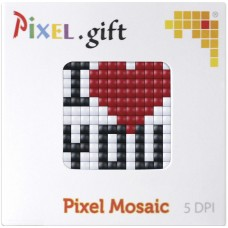 Kit Mini Plaque PIXEL XL ILoveYou
