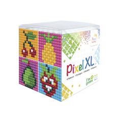 Pixel XL Cube Fruits