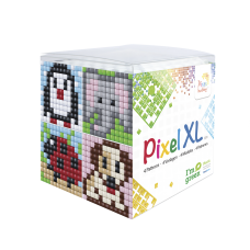 Pixel XL Cube Animaux Divers