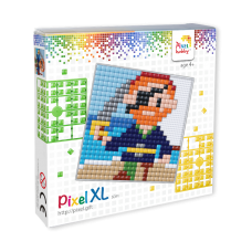 Pixel XL Grande Plaque Pirate